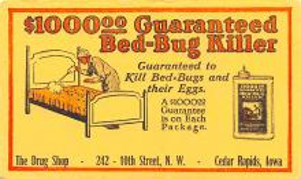 adv022265 - Hardware Advertising Old Vintage Antique Post Card