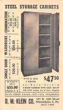 adv022297 - Hardware Advertising Old Vintage Antique Post Card
