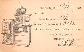 adv022359 - Hardware Advertising Old Vintage Antique Post Card