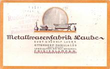 adv022405 - Hardware Advertising Old Vintage Antique Post Card