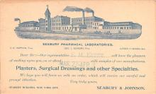 adv028009 - Medicine Advertising Old Vintage Antique Post Card
