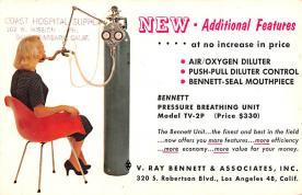 adv028229 - Medicine Advertising Old Vintage Antique Post Card