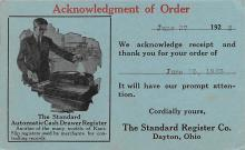 adv030009 - Office Related Advertising Old Vintage Antique Post Card