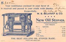 adv033011 - Pionner Advertising (1893 - 1898) Old Vintage Antique Post Card