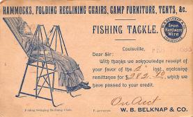 adv033043 - Pionner Advertising (1893 - 1898) Old Vintage Antique Post Card