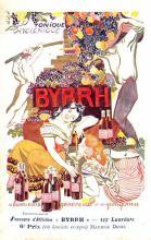 adv100023 - Advertising Byrrh Postcard Tonique Hygienique A Base De Vins Genereux de Quinquina Old Vintage Antique Post Card
