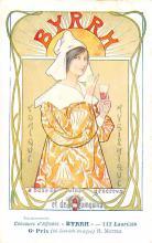adv100085 - Advertising Byrrh Postcard Tonique Hygienique A Base De Vins Genereux de Quinquina Old Vintage Antique Post Card