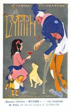 adv100097 - Advertising Byrrh Postcard Tonique Hygienique A Base De Vins Genereux de Quinquina Old Vintage Antique Post Card