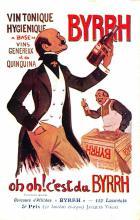 adv100109 - Advertising Byrrh Postcard Tonique Hygienique A Base De Vins Genereux de Quinquina Old Vintage Antique Post Card