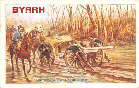 adv100201 - Advertising Byrrh Postcard Tonique Hygienique A Base De Vins Genereux de Quinquina Old Vintage Antique Post Card