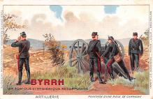 adv100207 - Advertising Byrrh Postcard Tonique Hygienique A Base De Vins Genereux de Quinquina Old Vintage Antique Post Card