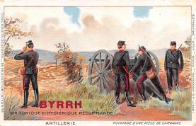 adv100207 - Advertising Byrrh Postcard Tonique Hygienique A Base De Vins Genereux de Quinquina Old Vintage Antique Post Card