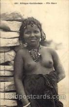 afr000001 - African Nude Nudes Postcard Post Card