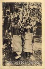 afr000013 - African Nude Nudes Postcard Post Card