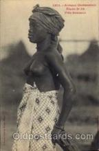 afr001116 - African Nude Nudes Postcard Post Card