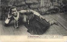afr001200 - African Nude Nudes Postcard Post Card
