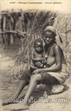 afr001245 - African Nude Nudes Postcard Post Card