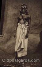 afr001267 - African Nude Nudes Postcard Post Card