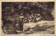 afr001280 - African Nude Nudes Postcard Post Card