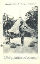 afr001321 - Region De I Uellee African Nude, Nudes, Postcard Post Card