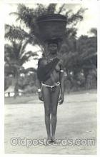 afr001347 - African Nude Post Card Post Card