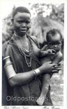 afr001351 - African Nude Post Card Post Card