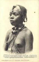 afr001359 - Jeune Lahobee African Nude Post Card Post Card