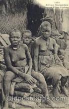 afr001380 - Jeunes Filles Cereres African Nude Post Card Post Card