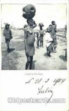 afr001387 - Indigenes Bas-Congo African Nude Post Card Post Card
