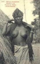 afr001392 - Fouta Djallon African Nude Post Card Post Card