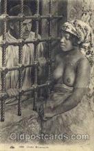 afr001400 - Jeune Mauresque African Nude Post Card Post Card