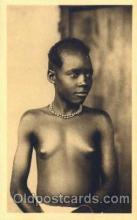afr001405 - Ruanda African Nude Post Card Post Card