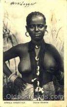 afr001406 - Donna Amarica African Nude Post Card Post Card