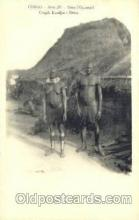 afr001409 - Congo African Nude Post Card Post Card