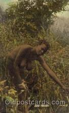 afr001452 - Zulu Maiden African Nude Post Card Post Card