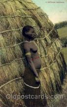 afr001454 - Sweet Innocence African Nude Post Card Post Card