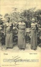 afr001482 - Nels, Bruxelies Series 14 No. 5 African Nude Post Card Post Card