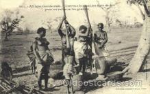 afr001492 - Afrique Orientale African Nude Post Card Post Card