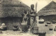 afr001493 - Afrique Orientale African Nude Post Card Post Card