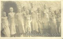 afr001502 - African Nude Post Card Post Card