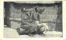 afr001521 - African Nude Post Card Post Card