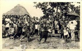 afr001527 - Dahomey African Nude Nudes Postcard Post Card
