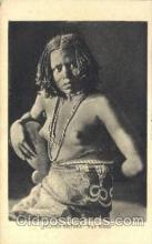 afr001546 - Colonia Eritrea - Tipo Bilena African Nude Nudes Postcard Post Card