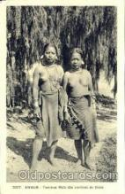 afr001549 - Annam African Nude Nudes Postcard Post Card
