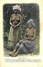 afr001554 - Kaffir Belles African Nude Nudes Postcard Post Card