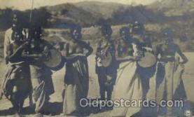 afr001577 - Comini - Asmara African Nude Post Card Post Card