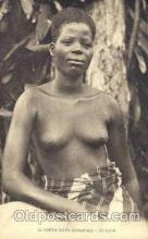 afr001583 - Porto Novo (Dahomey) - Un Larie African Nude Post Card Post Card