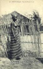afr001591 - Dakar (Senegal) Type de Femme Yoloff African Nude Post Card Post Card