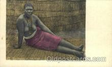 afr001597 - The Beauty of the Kreal African Nude Post Card Post Card