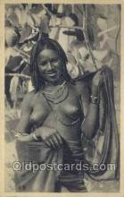 afr001635 - Africa Orientale African Nude Nudes Postcard Post Card